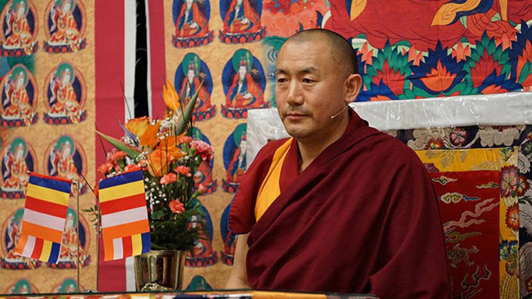 Samadhi and Dzogchen