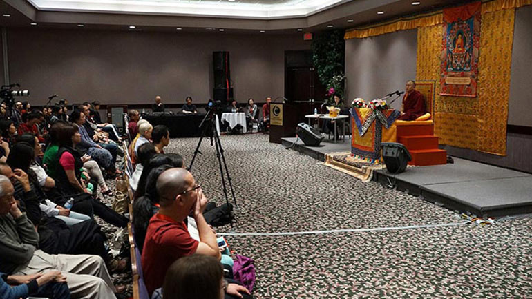 The Three Principal Aspects of the Path – the Core of Buddha's Teaching(3)