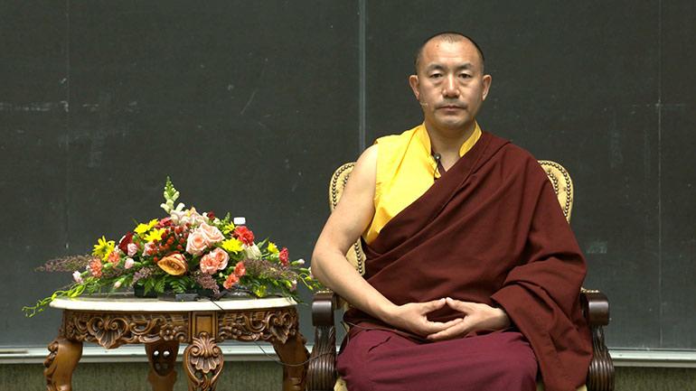 2016加拿大弘法行 禅对人生的影响