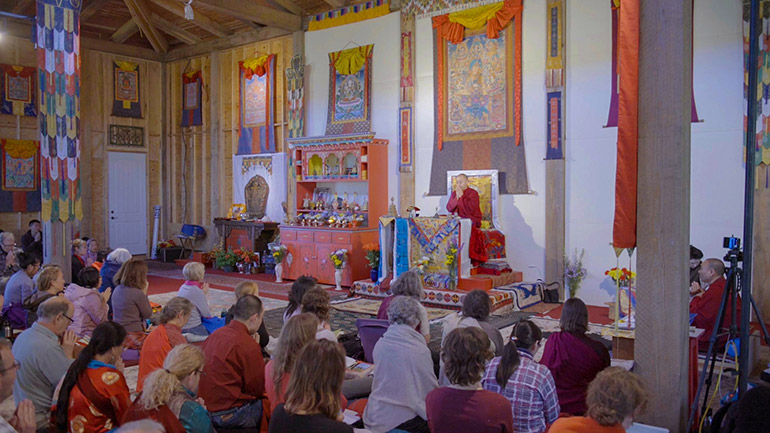 Khenpo Tsultrim Lodro - 2018 Teaching Series in the USA - Heartdrop of My Heart Advice Ⅳ
