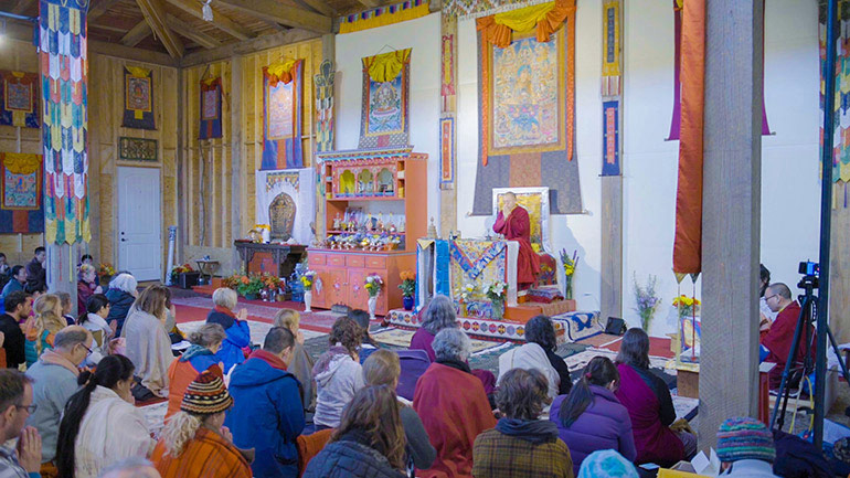 Khenpo Tsultrim Lodro - 2018 Teaching Series in the USA - Heartdrop of My Heart Advice Ⅵ