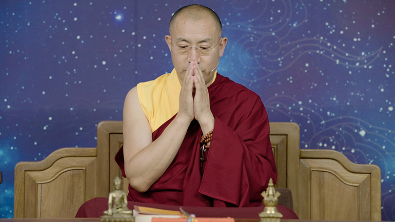 佛教入门课14 生活中的六波罗蜜多8(临时版)