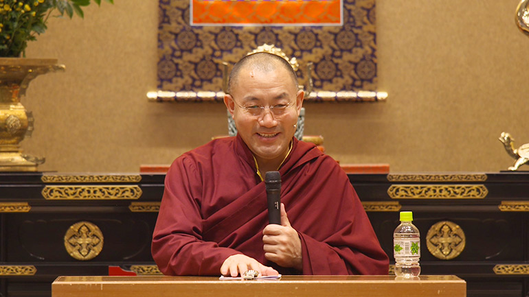 現代チベット仏教を知る