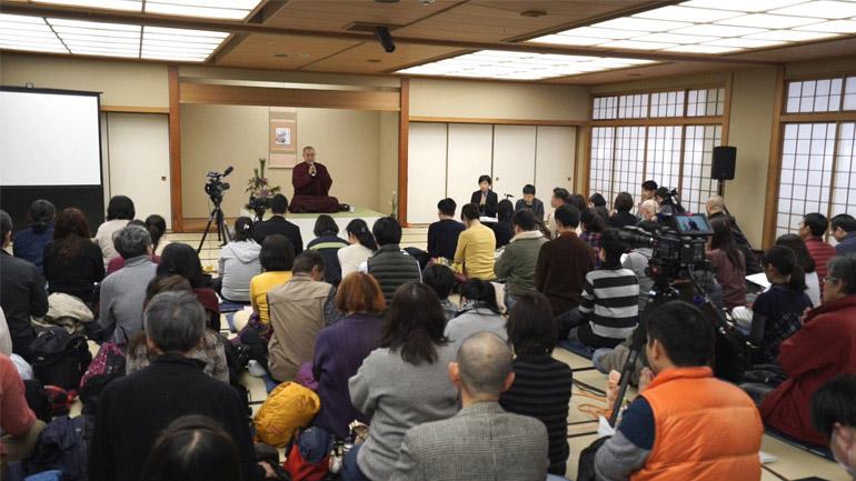 2018日本講演 仏教のシャマター瞑想法(下)