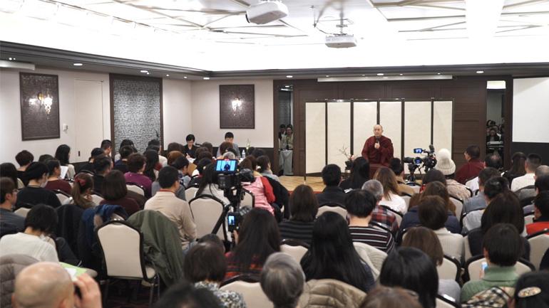 2018日本講演 真の仏法とは何か